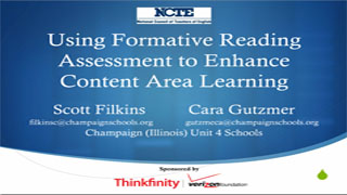 Using Formative Reading Assessment to Enhance Content Area Learning