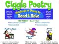Giggle Poetry website