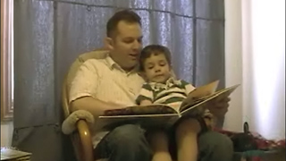 Reading a Picture Book with a Child