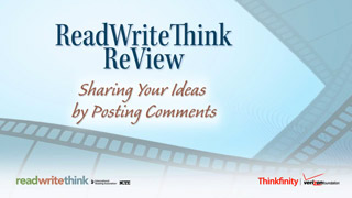 Sharing Your Ideas by Posting Comments